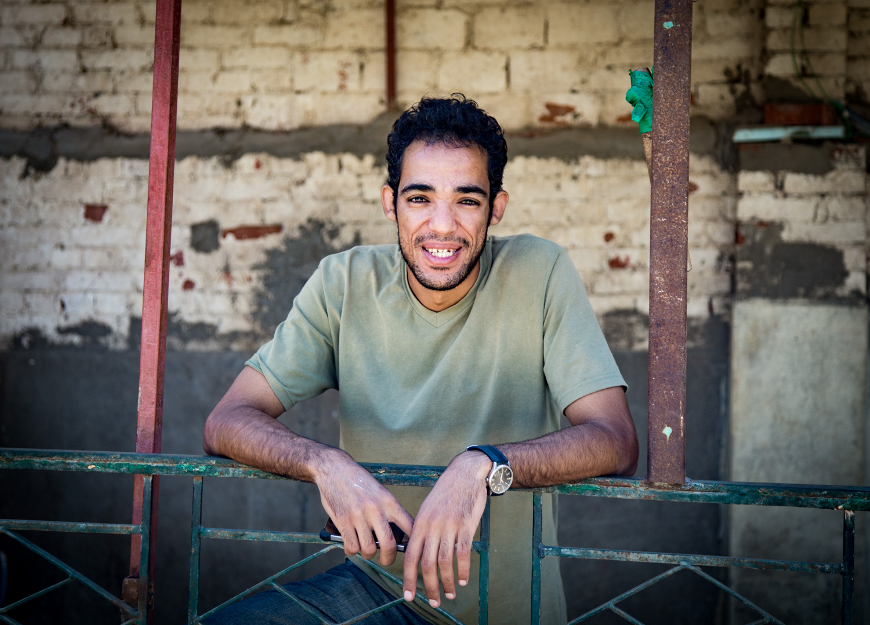 Abdullah Hassan, Senior Equine Veterinarian