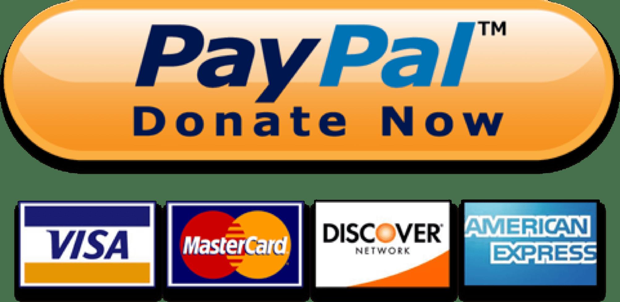 PayPal Donatw=e